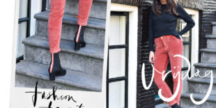 Look of the day Isabelle Turabaz