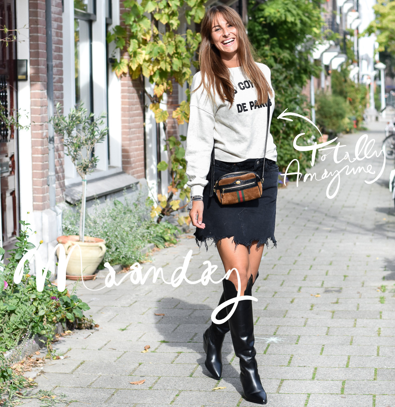 Lilian Brijl in de Look of the day