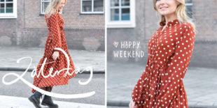 Look of the Day: Lynn van de Vorst