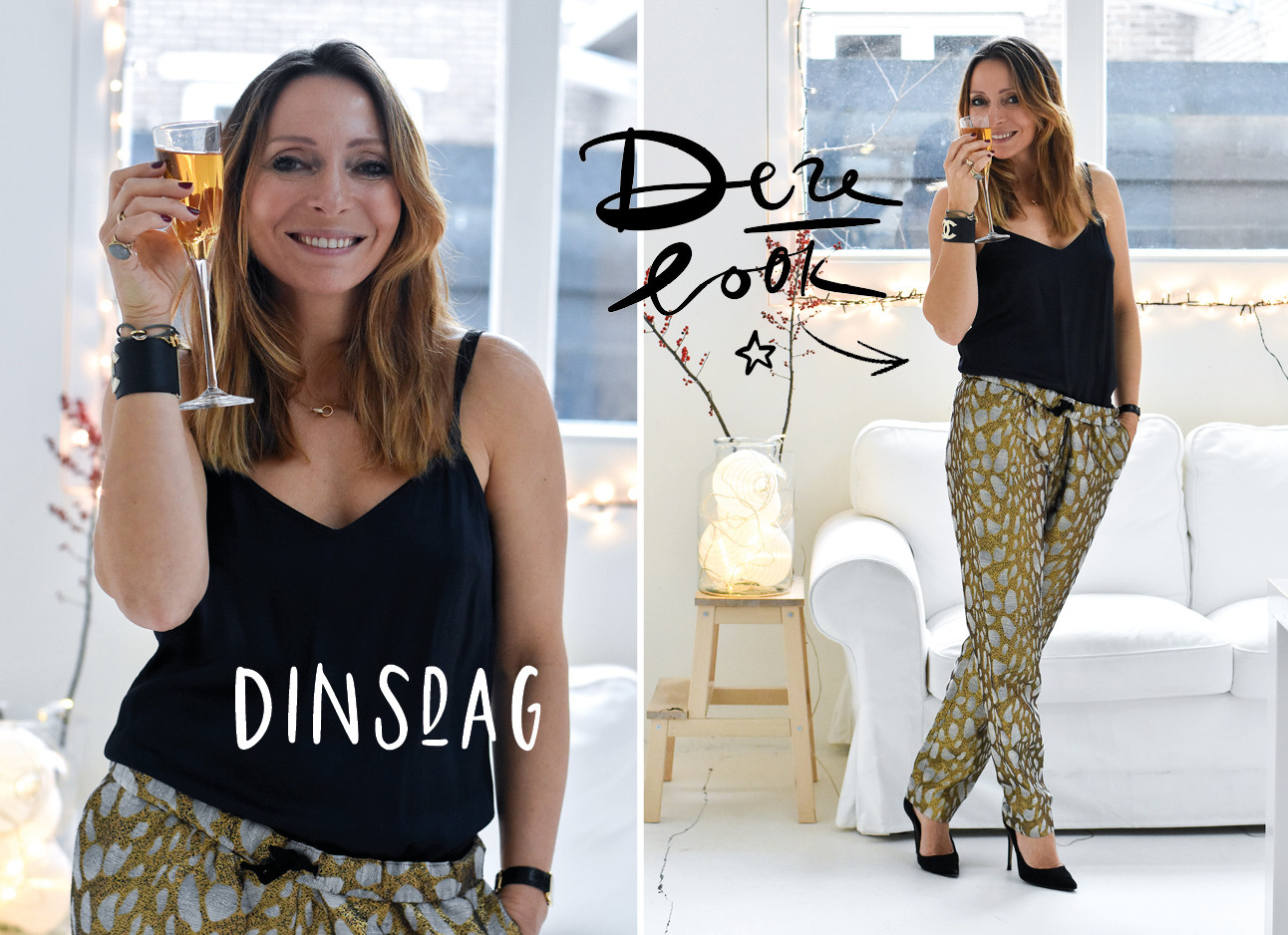 May-Britt Mobach in de look of the day