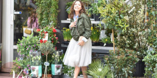 Look of the day May-Britt Mobach