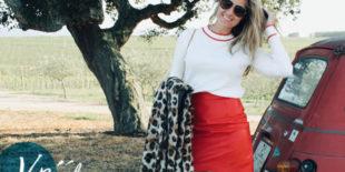 Look of the day; Tessa Heinhuis