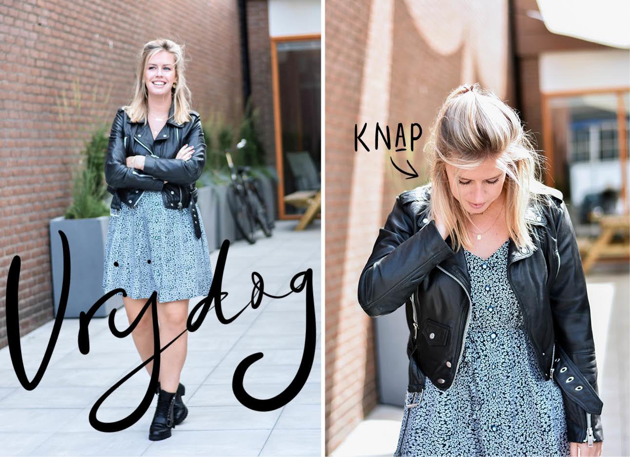 Look of the day: Annick van den Broek