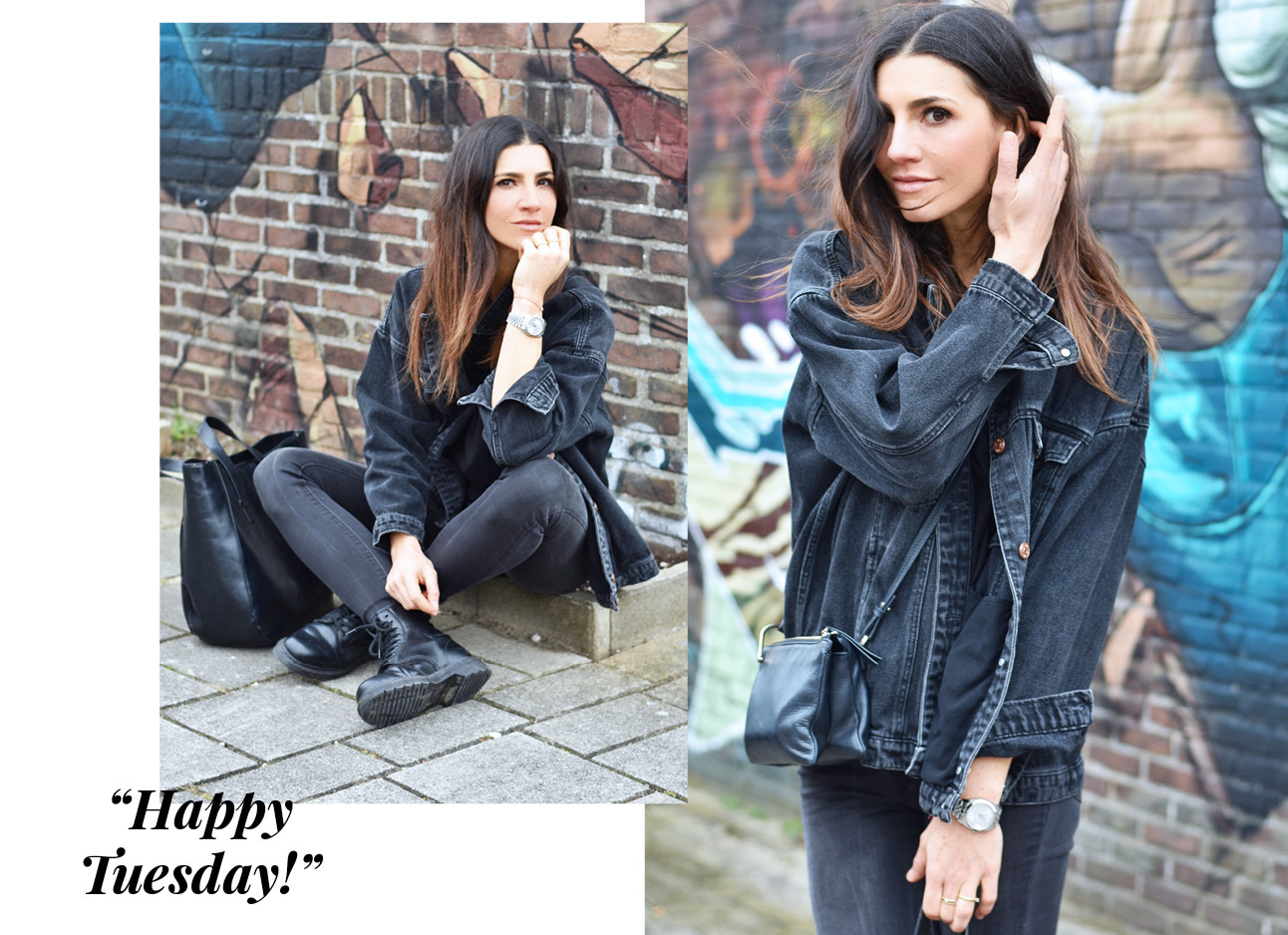 Simone Olivia in de Look of the Day