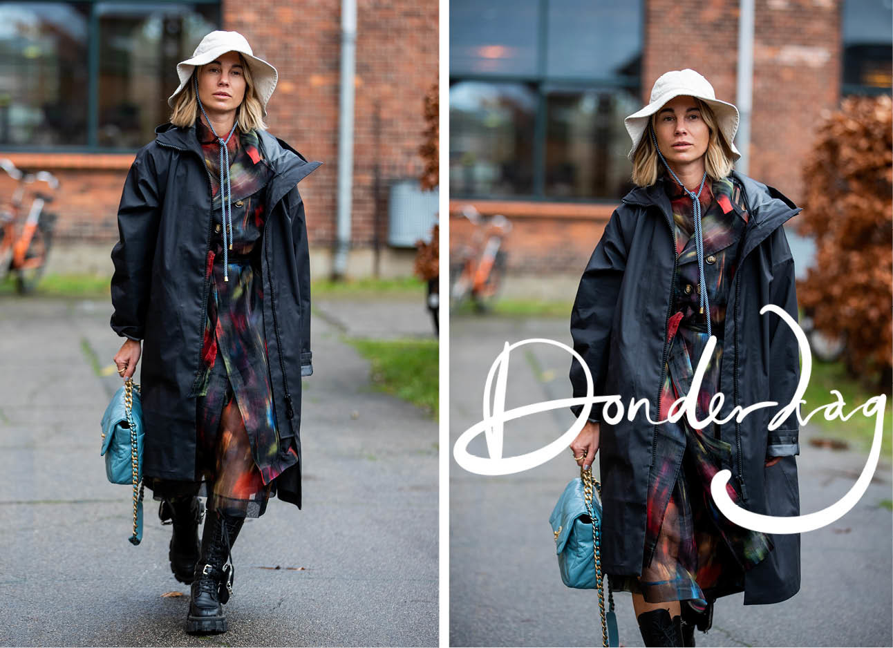 Look of the day Karin Tiegl