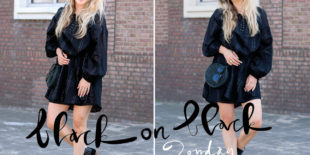 Look of the Day Lotte van Scherpenzeel