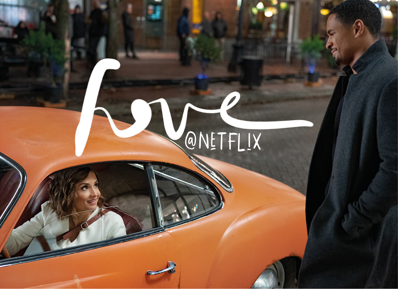 Love, Guaranteed-Netflix