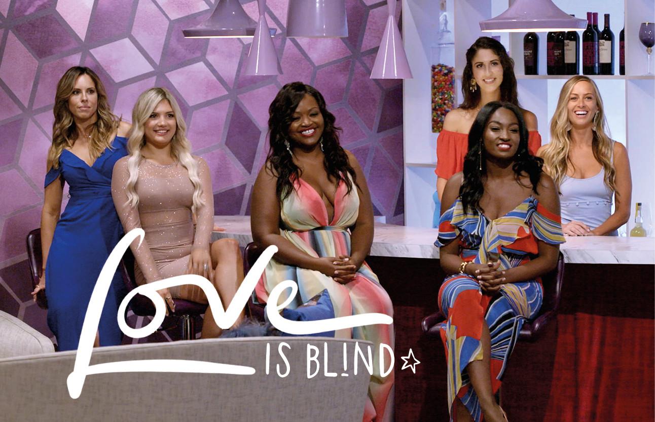 Love is blind Netflix nieuw seizoen