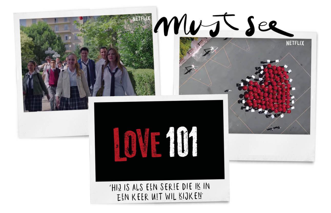 Love 101 op netflix