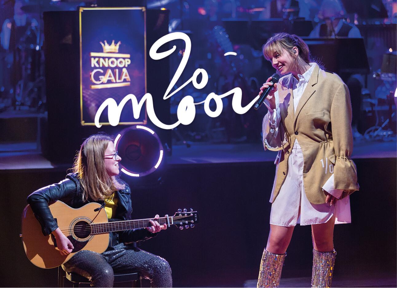 Dit filmpje bewijst waarom Maan de leukste zangeres ooit is