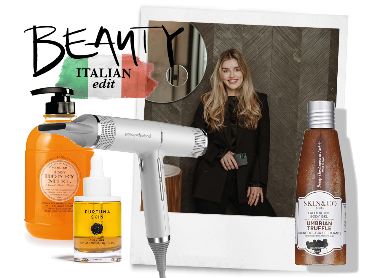 Lotte van scherpenzeel italiaanse beauty items alexander Sporre