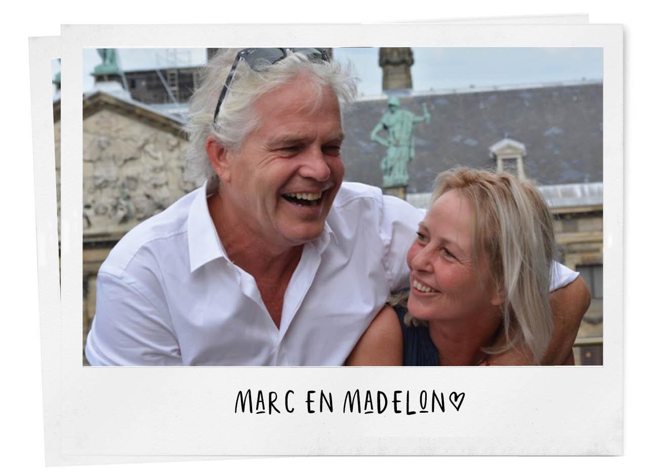 Marc en Madelon