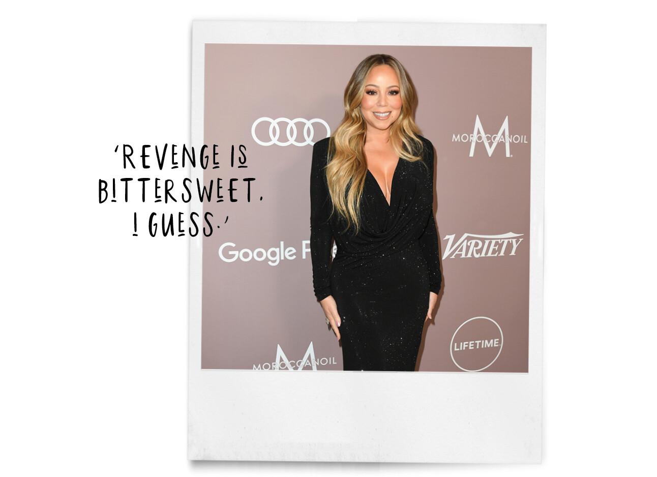 Mariah Carey haalt uit naar Ellen DeGeneres