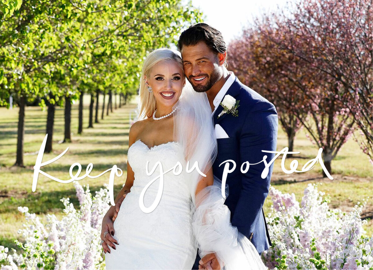 Married at the first sight