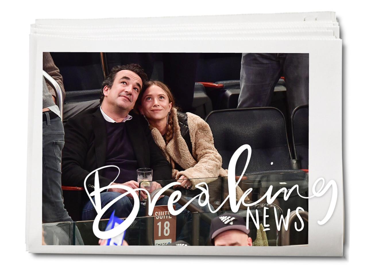 Mary-Kate Olsen gaat scheiden van Sarkozy