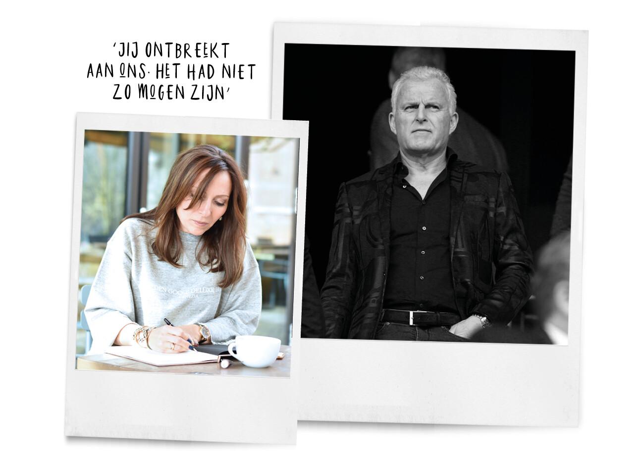Peter R De Vries en May-Britt