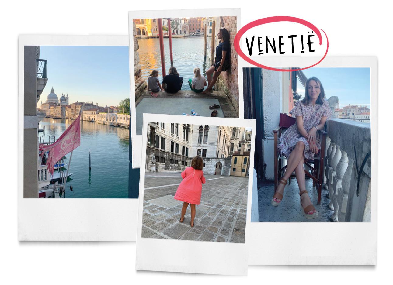 Op vakantie in Italië: het San Marcoplein is leeg