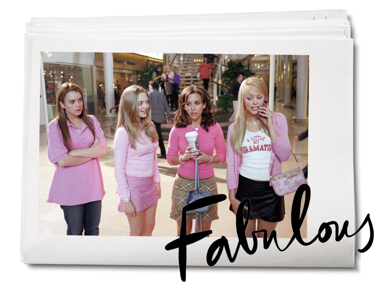 3 meiden uit de film mean girls
