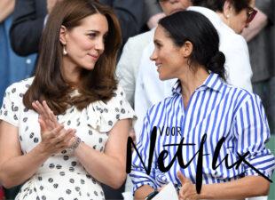 Meghan Markle en Kate Middleton gaan samenwerken