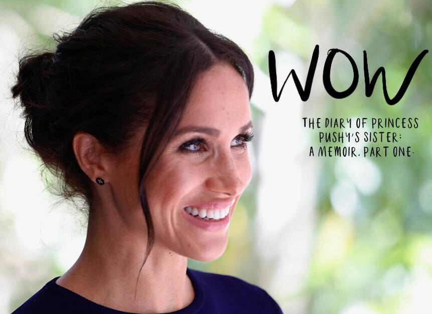 Samantha Markle brengt een boek uit over haar zusje Meghan Markle