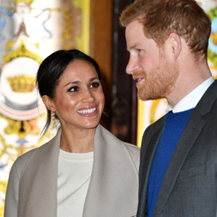 Meghan Markle en Prins Harry