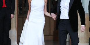 De trouwjurk van Meghan Markle is te koop