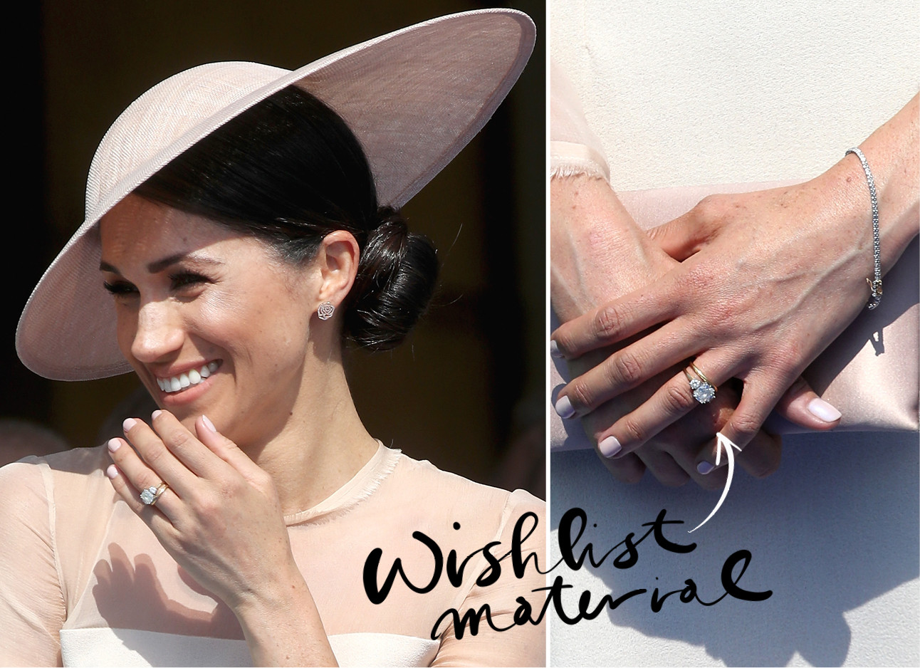 Meghan Markle wedding ring