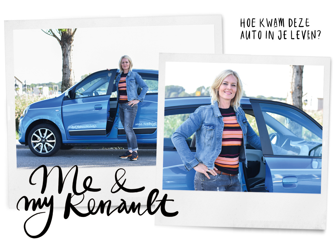 Me and my Renault