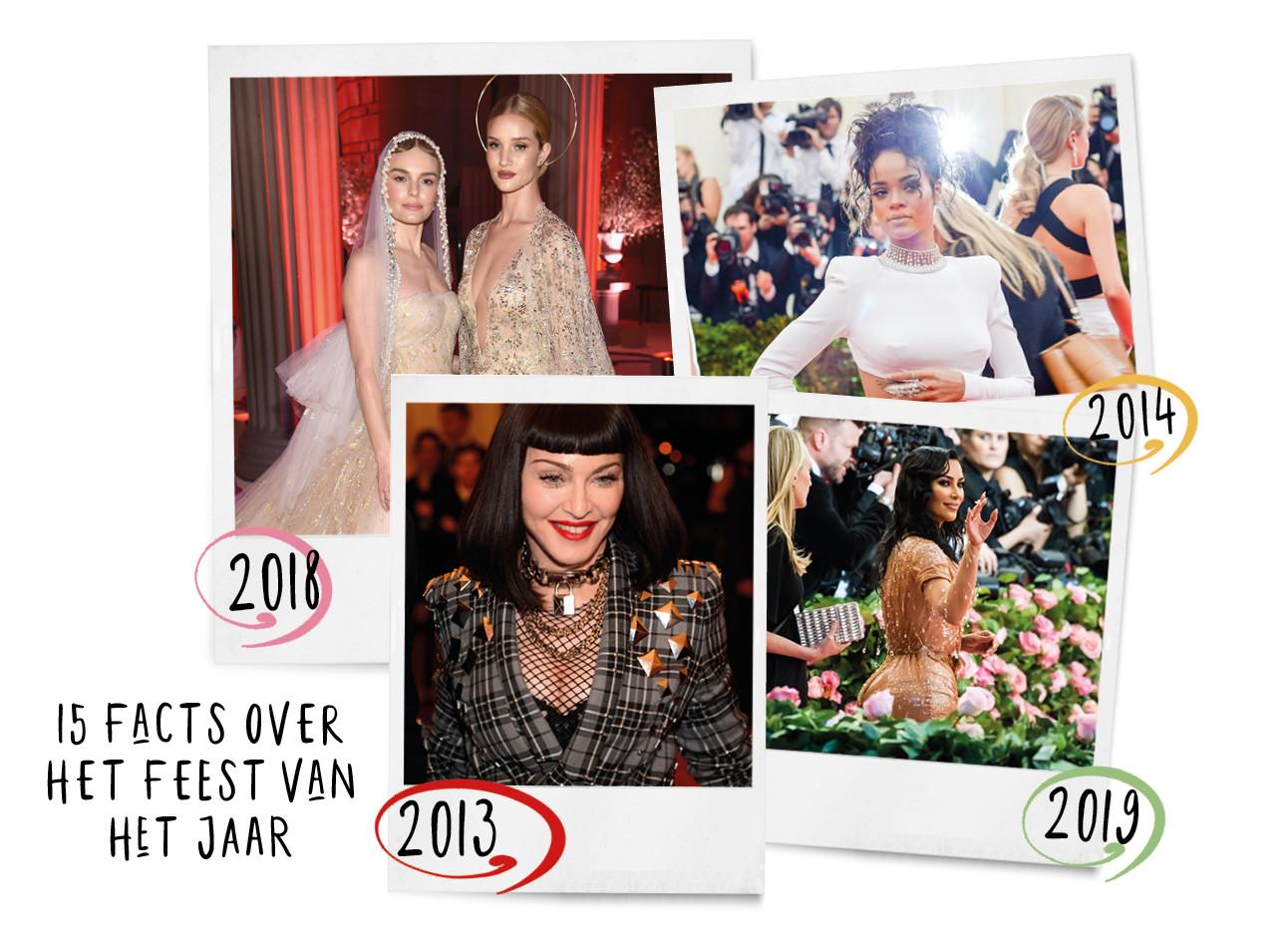 Het Met Gala, dat eigenlijk het Costume Institute Gala heet maar kniesoor, is pas op 4 mei, maar ik weet zeker dat het nu gonst en gutst in de hele New Yorkse socialite scene want wat moet je in vredesnaam aan bij een dresscode die luidt: About Time, Fashion and Duration.