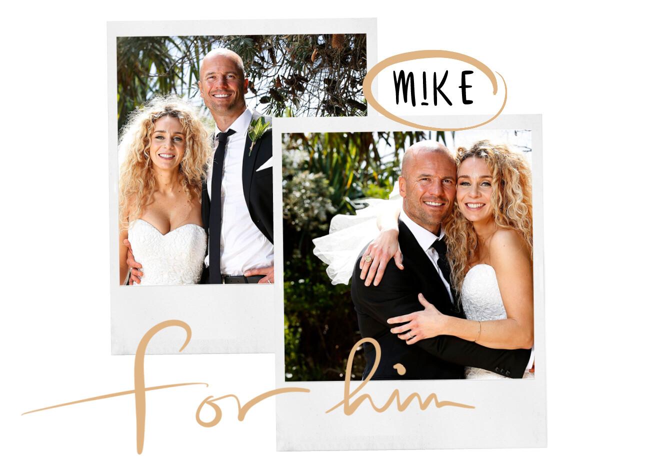 Een ode aan Mike van MAFS Australia