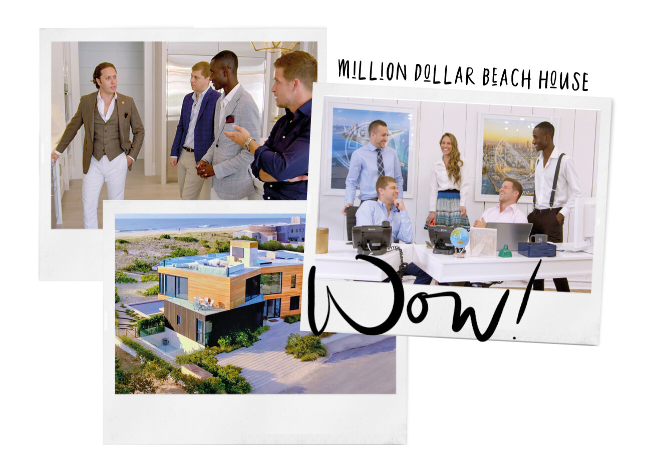 Million dollar beach houses-netflix