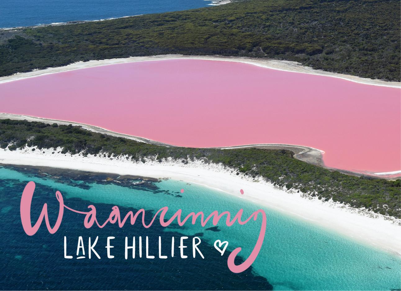 lake hillier