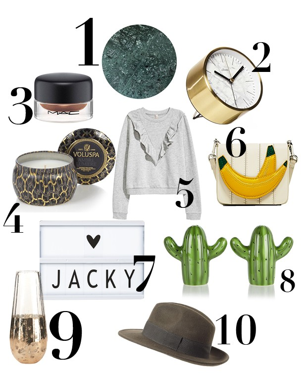 Musthaves Cadeaus onder 25