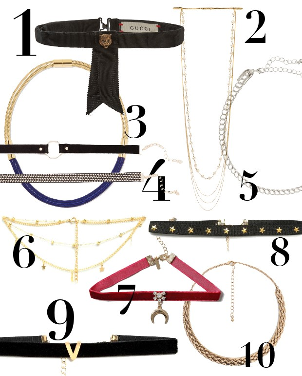 Musthaves-choker
