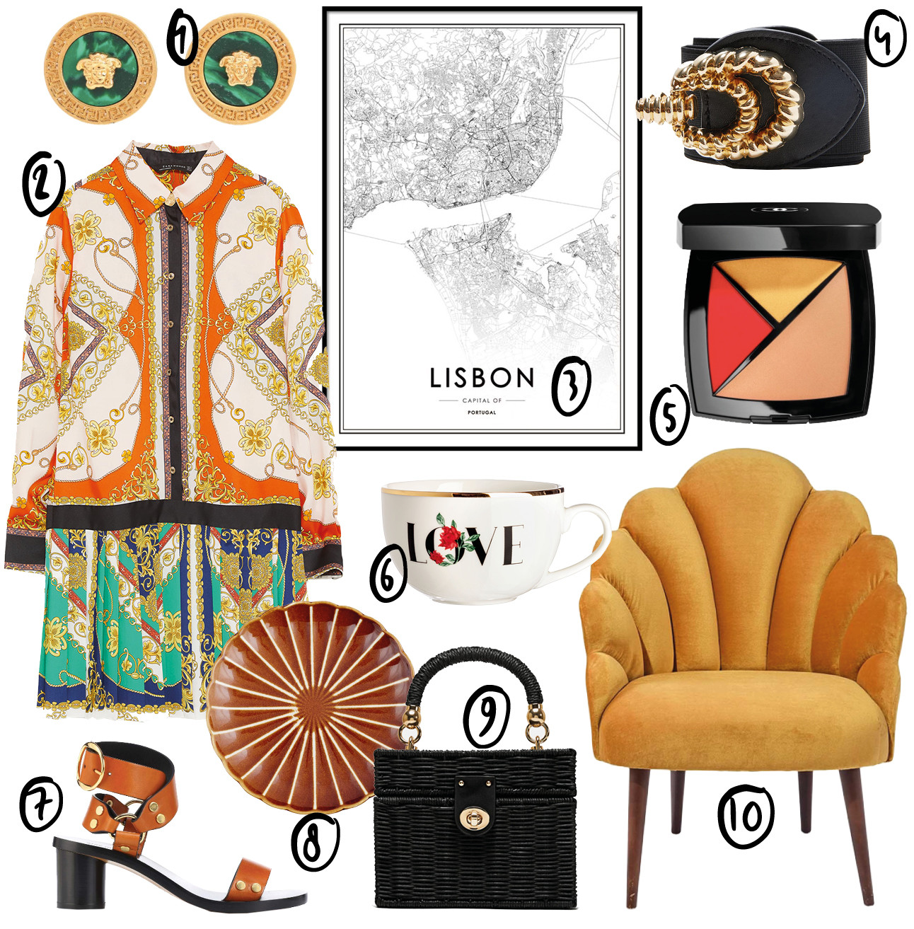 Lissabon musthaves
