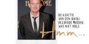 Dít is de foto van Johnny de Mol waar heel Nederland iets van vindt