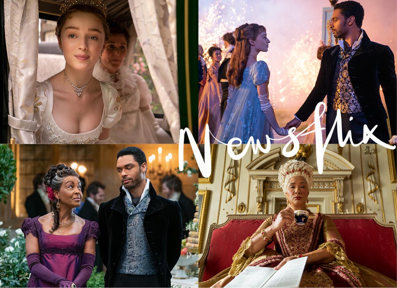 Gossip Girl meets The Crown in deze nieuwe Netflix-serie