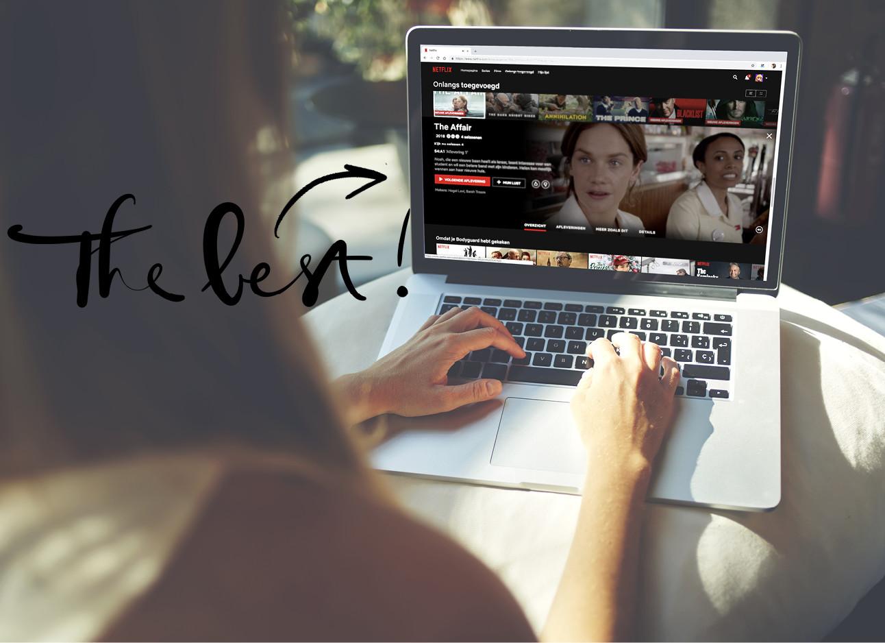 Netflix series kijken