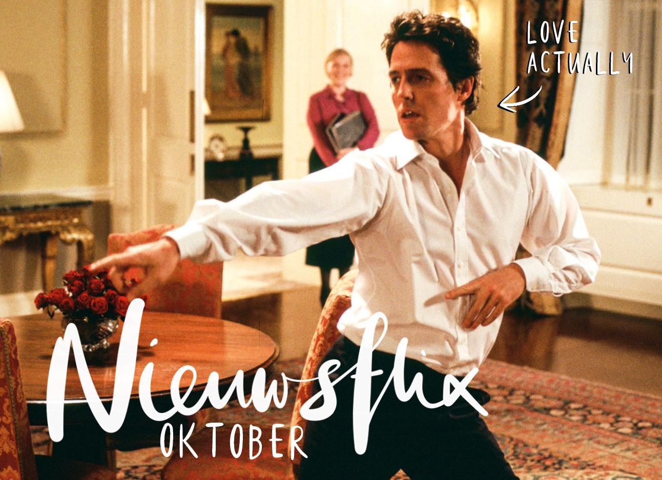 een beeld uit de film love actually.