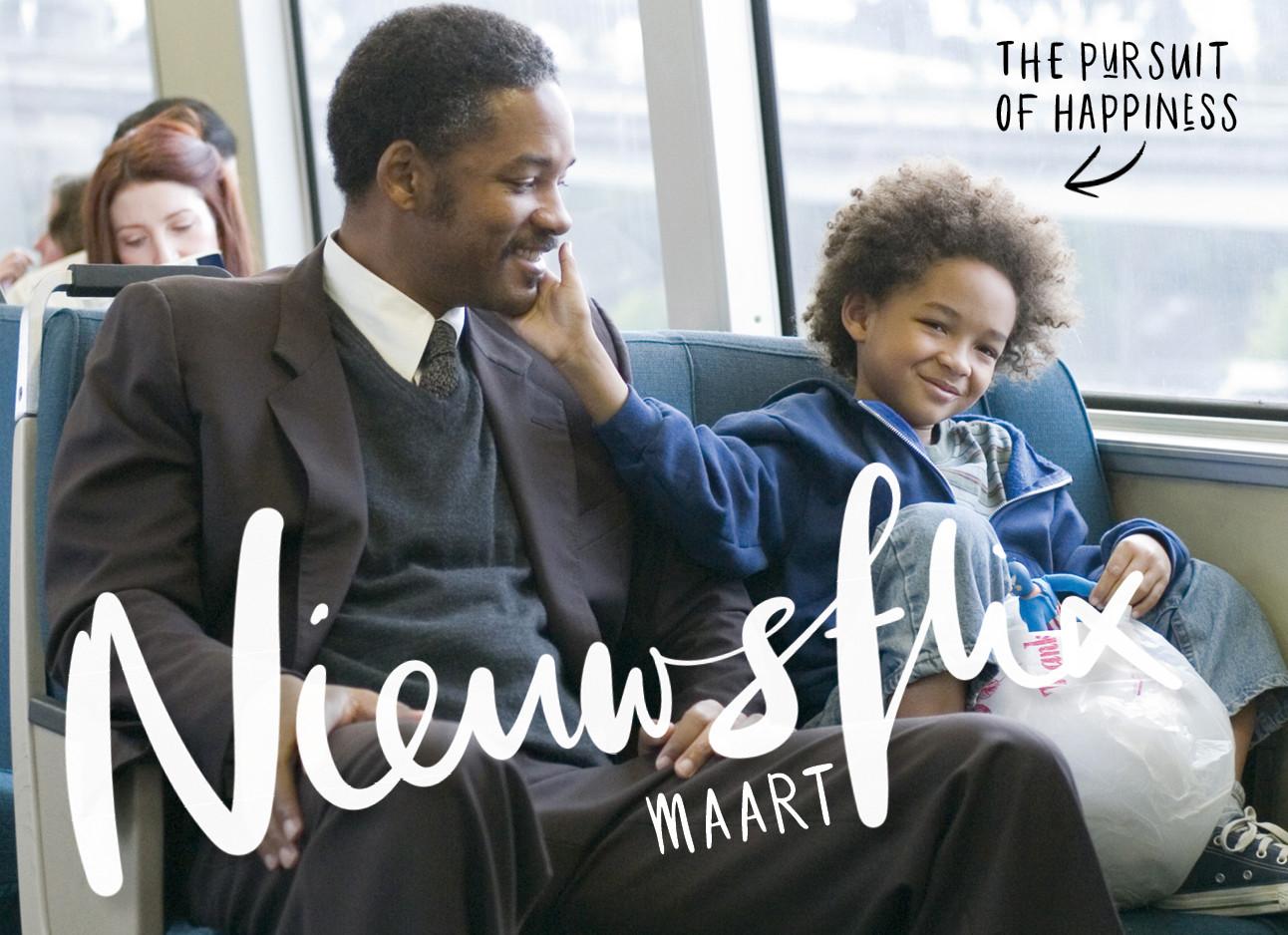 Vader en zoon in de trein nieuwe netflix film met will smith