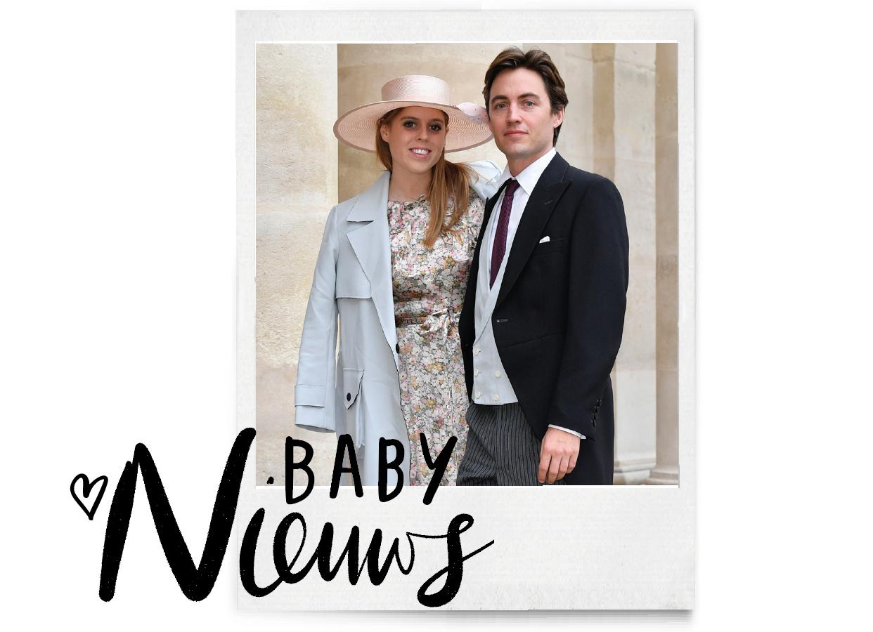 Babynieuws voor Britse royals