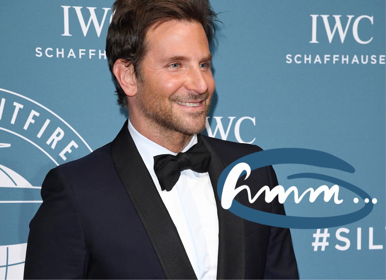 FEMMES vrijdagmiddag HUNK 17; Bradley Cooper