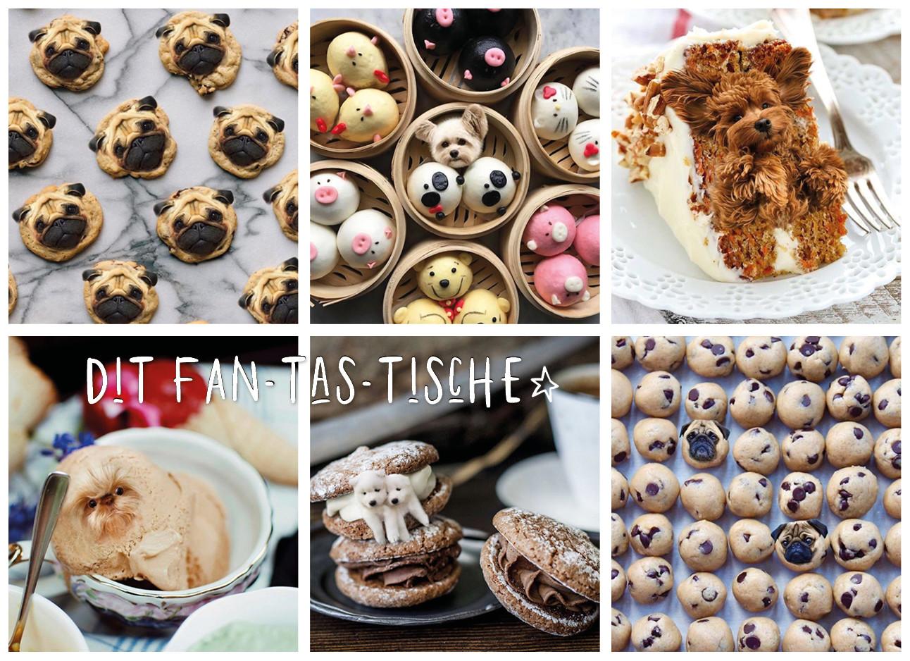 Dit Instagram-account fotoshopt honden in eten en het is fantastisch