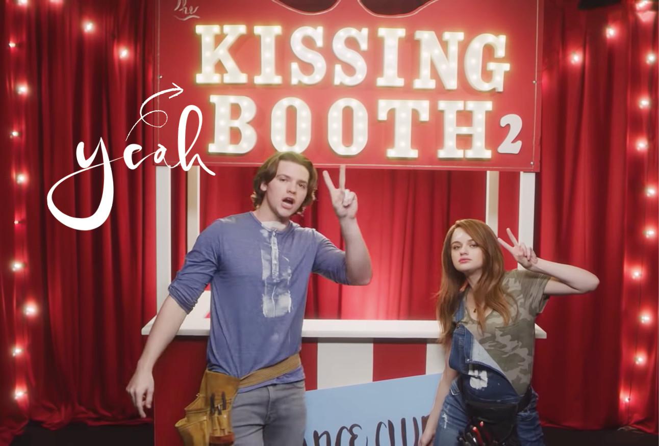 Finally, de trailer van The Kissing Booth 2 is uit