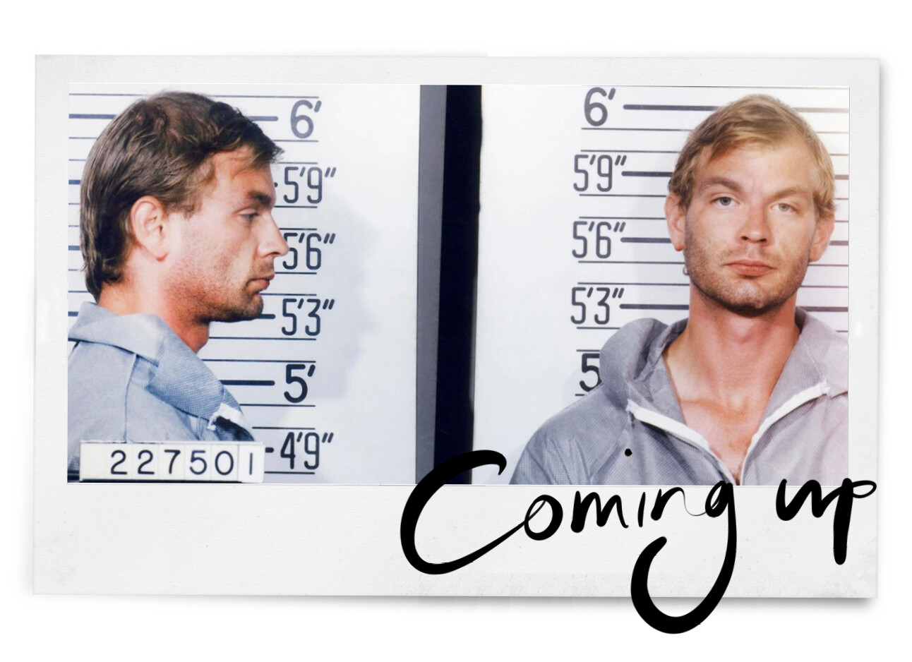 The Jeffrey Dahmer Story.