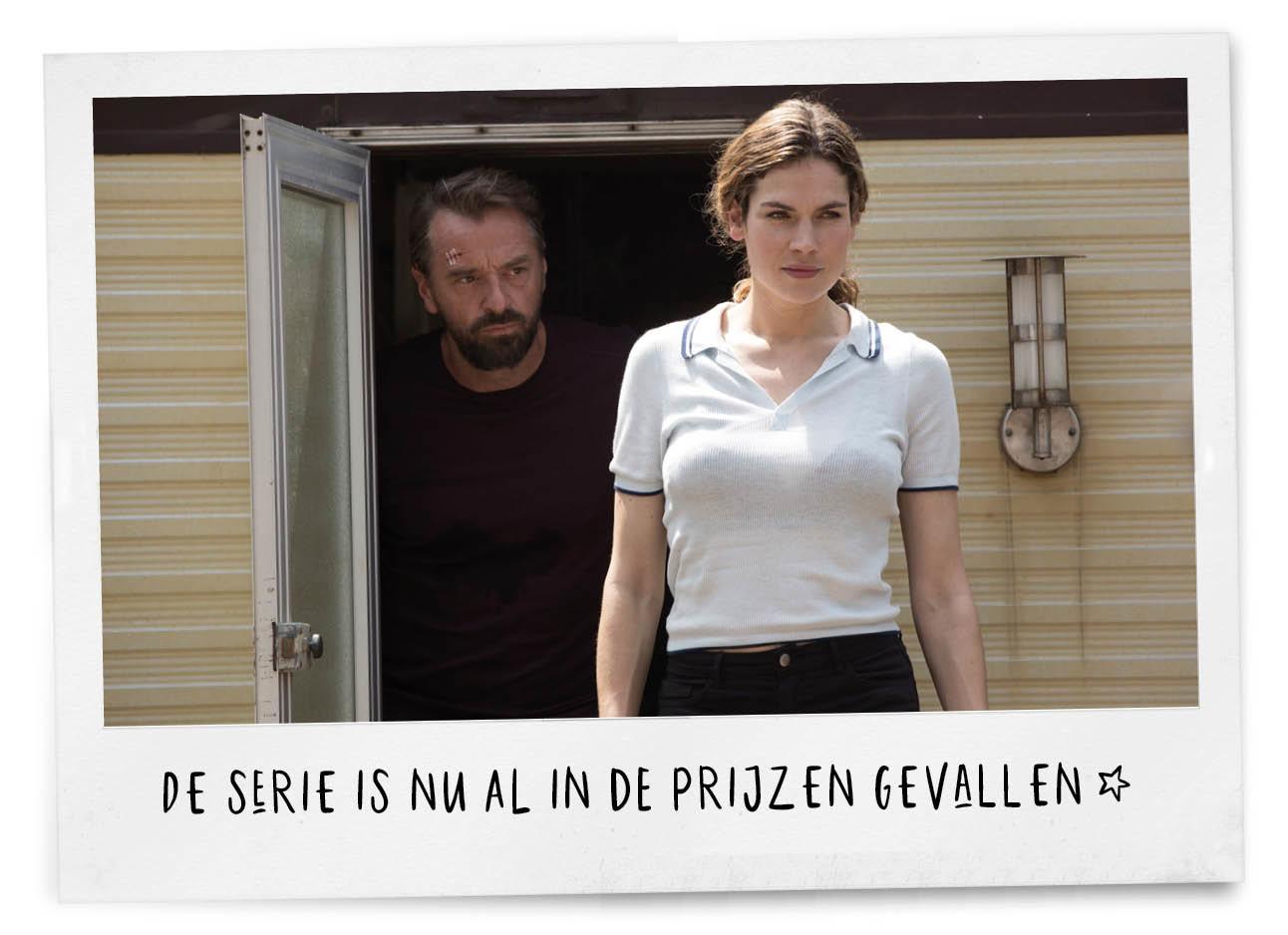 screenshot van de nieuwe nederlandse netflix serie undercover