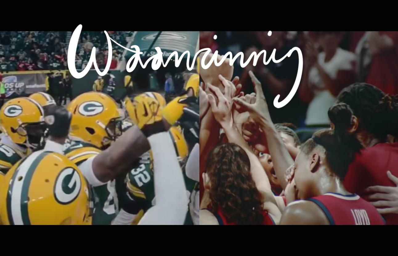 Dit is de nieuwe campagne van Nike waar iedereen het over heeft