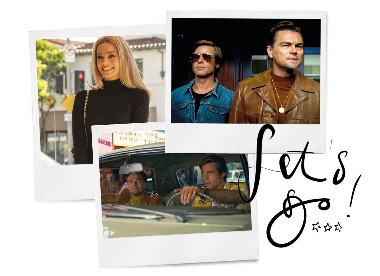 Waarom je Once Upon A Time In Hollywood wilt zien in de bios