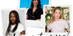 Waarom Amal, Naomi en Doutzen nu állemaal in Den Haag zijn