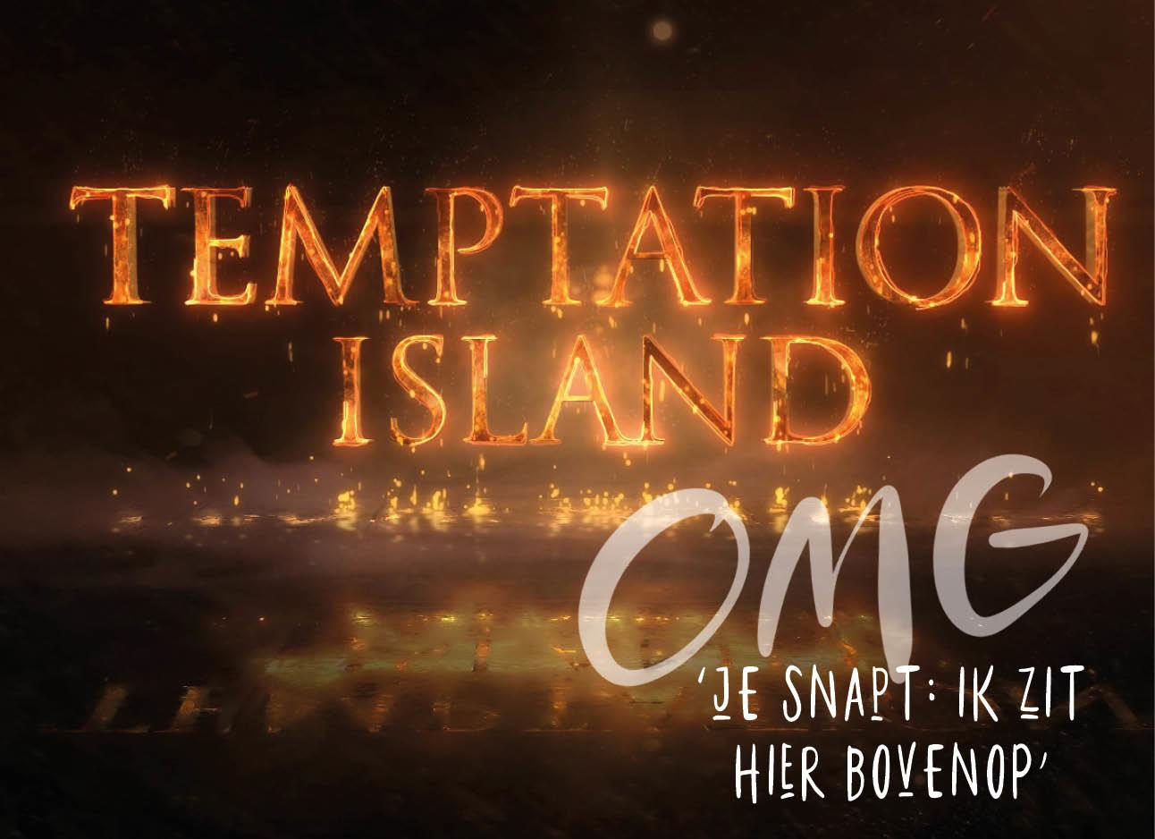 Opnames temptation island